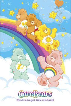 desenho os ursinhos carinhosos dublado